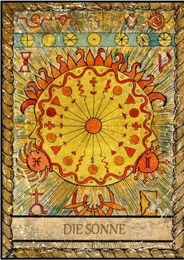 tarotkarten bedeutung die herrscherin